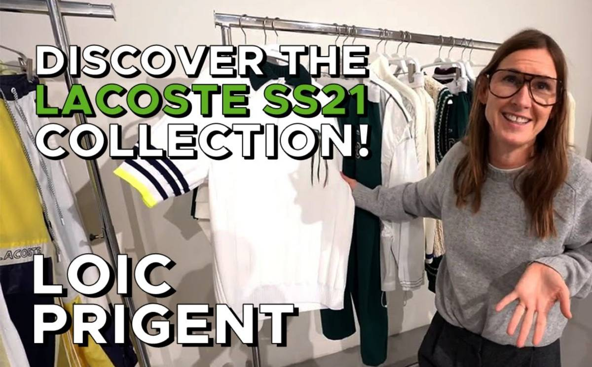 Video: Lacoste SS21 door Louise Trotter