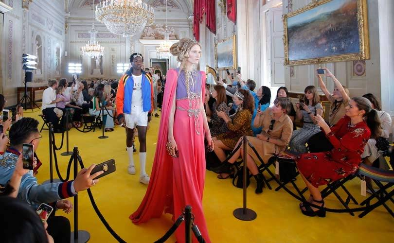 In beeld: Gucci Cruise collectie 2018