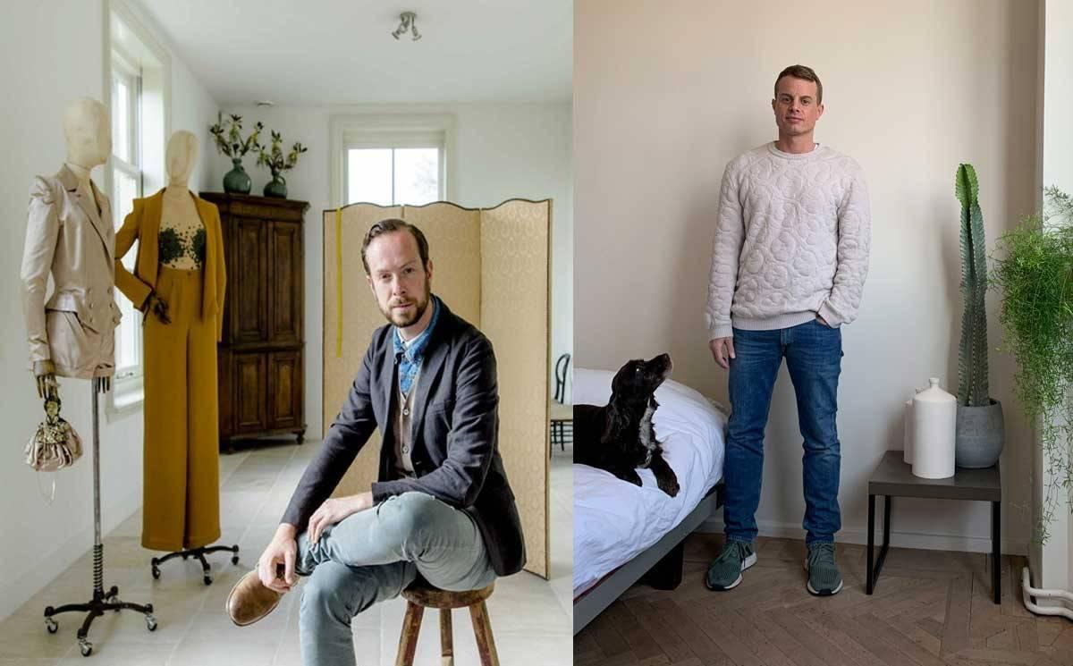 Christian Wijnants breidt uit met mannenmode collectie