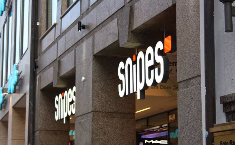 Snipes opent in Amsterdam en Rotterdam