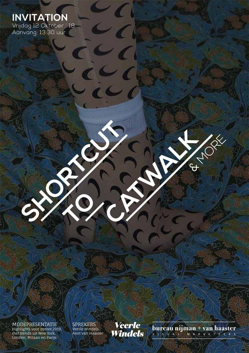 SHORTCUT TO CATWALK
