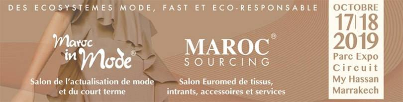 MAROC IN MODE - MAROC SOURCING October 17 and 18, 2019 in Marrakech