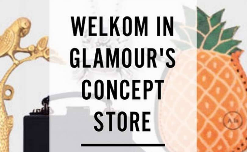 Glamour opent online conceptstore