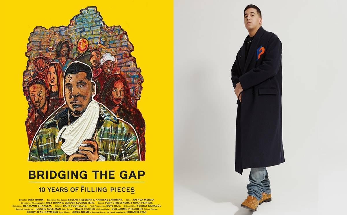 Filling Pieces viert tienjarig bestaan met documentaire 'Bridging the Gap'