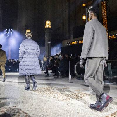 Key Menswear Catwalk Footwear Directions Fall Winter 2019-20