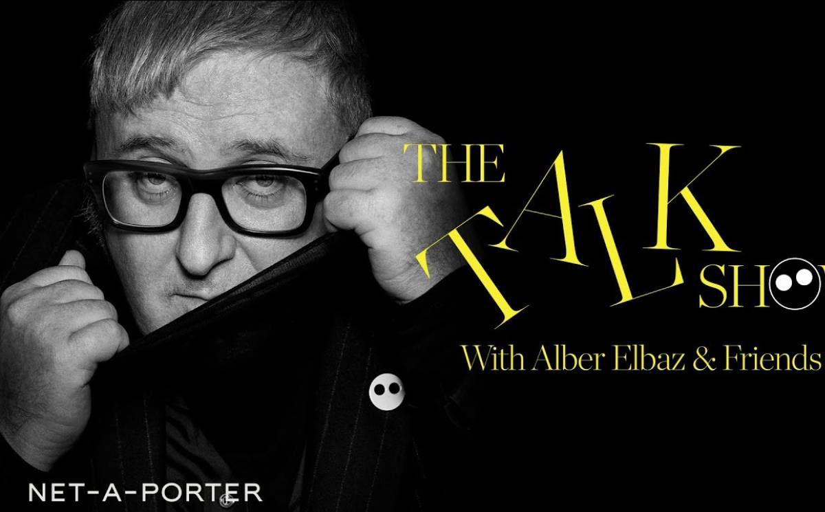 Video: De AZ Factory Talkshow met Alber Elbaz en meer