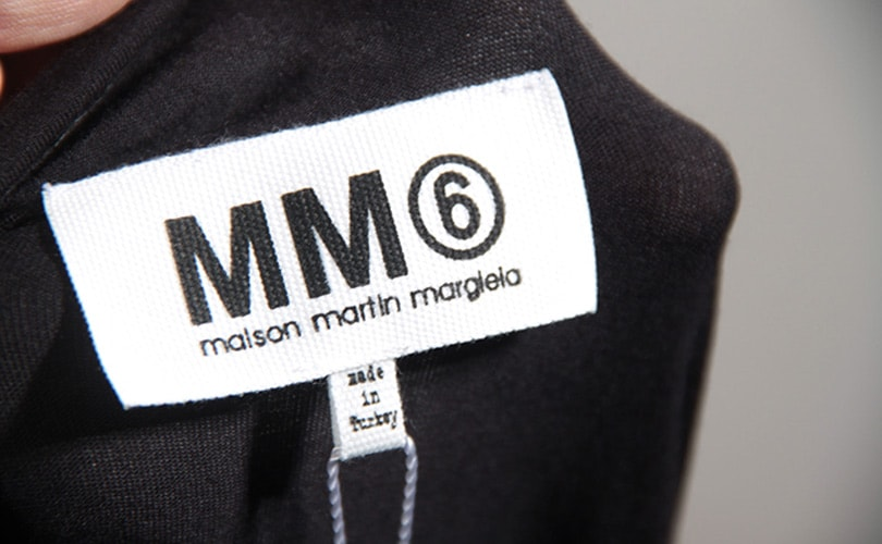 MM6 Maison Margiela showt weer op London Fashion Week