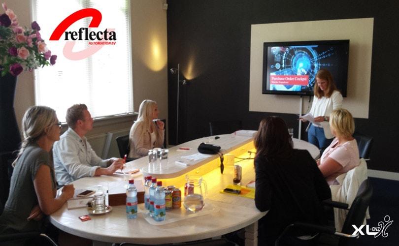 Reflecta voert onderzoek uit onder haar klanten