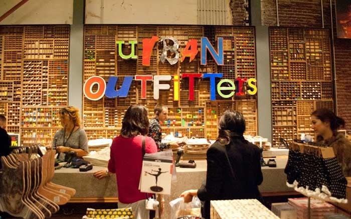 Urban Outfitters naar Rotterdam