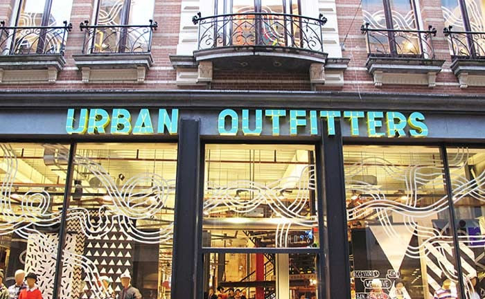 urban outfitters opent tweede winkel in utrecht. Black Bedroom Furniture Sets. Home Design Ideas