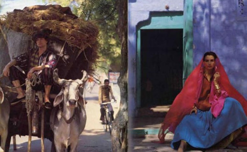 Kolonialisme en Oriëntalisme spelen rol in Nederlandse mode