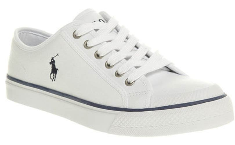 Ralph Lauren vernietigt copycat sneakers Converse