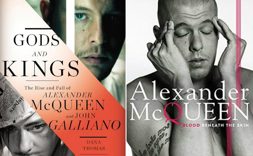 3 things the new books reveal about Alexander McQueen