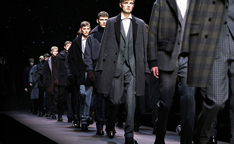 New York Fashion Week lanceert manneneditie