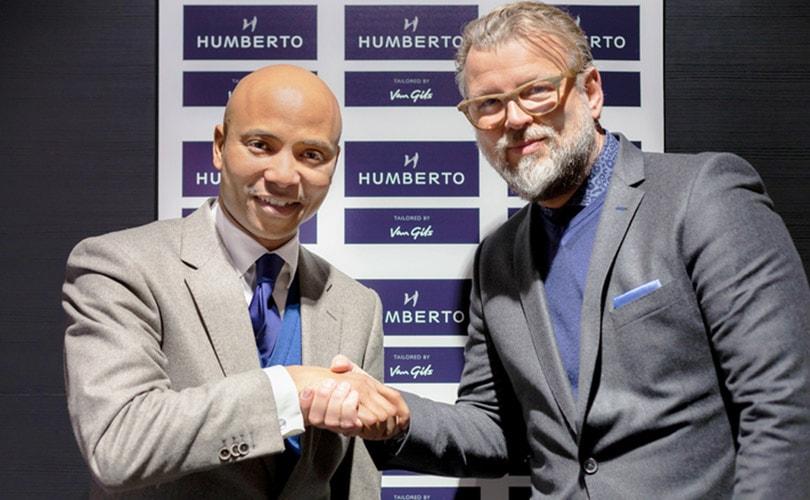 Humberto en Van Gils maken samen collectie