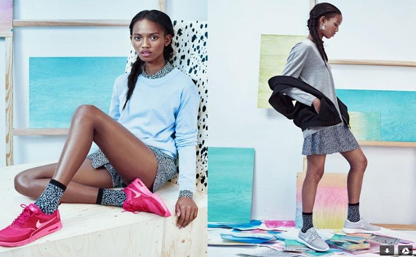 & Other Stories opent nieuw seizoen met Nike