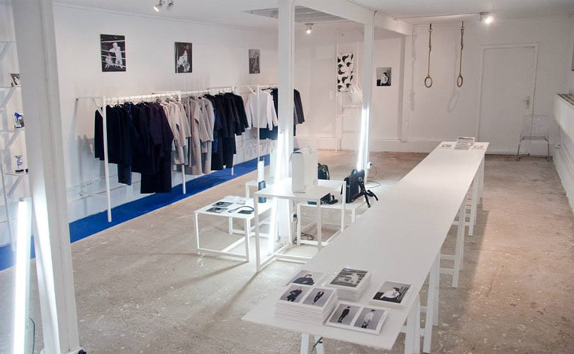 Pop-up store voor First of August