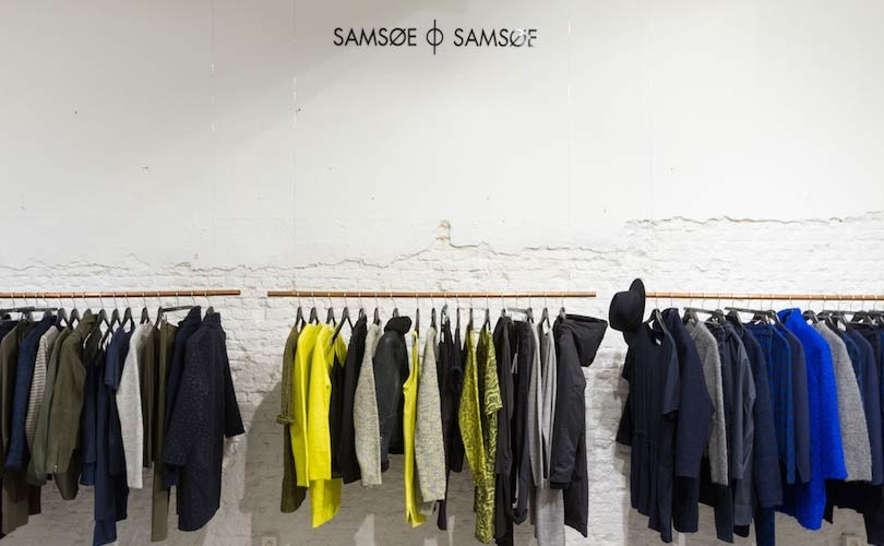 Samsoe & Samsoe breidt uit naar Antwerpen