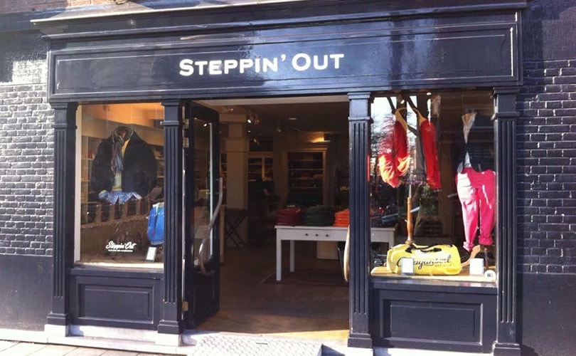 Steppin' Out opent winkel in Amsterdam