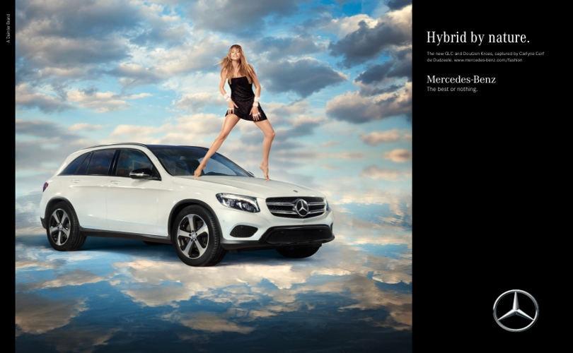 Mercedes-Benz en mode: 20 jaar samenwerking