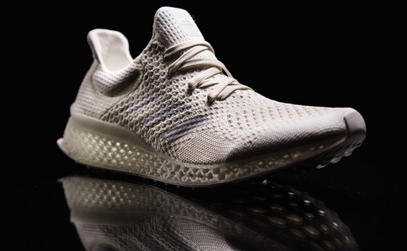 Adidas lanceert Futurecraft: een 3D-geprinte middenzool