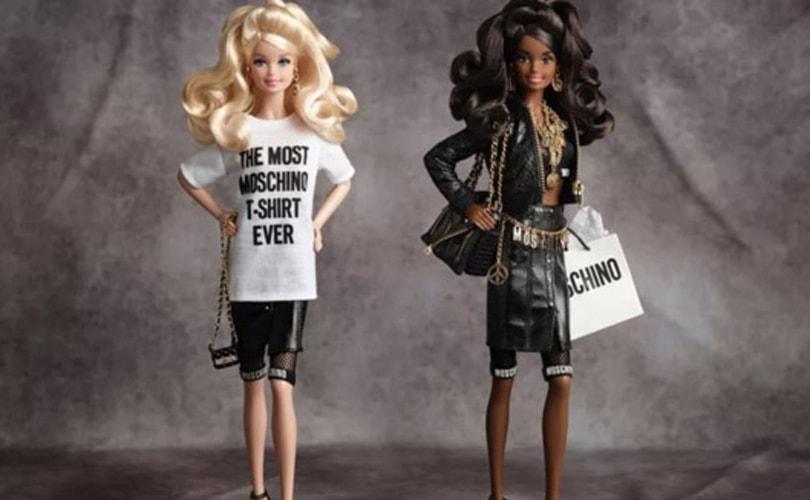 Moschino lanceert capsulecollectie met Barbie