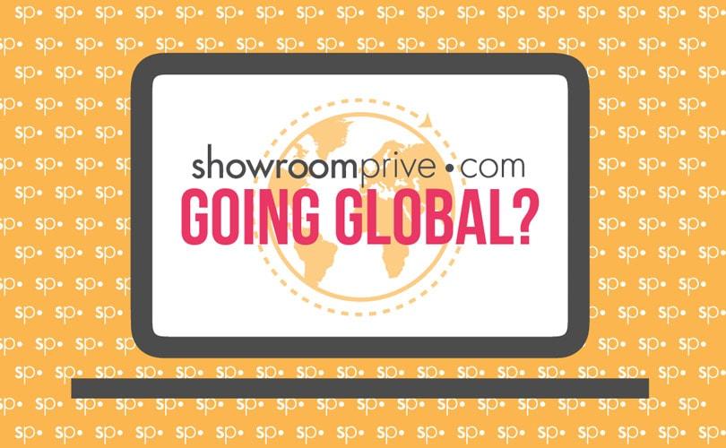 Is beursgang Showroomprivé genoeg om het mondiaal te maken?