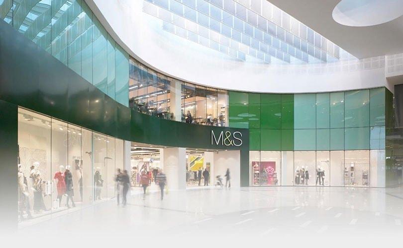 Marks & Spencer: Mode versus Food