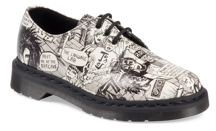 Dr Martens x Mark Wigan