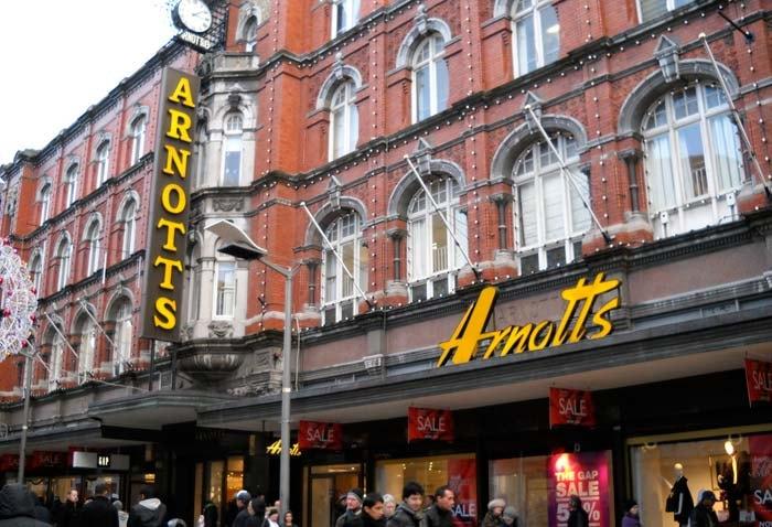 Selfridges koopt Iers warenhuis Arnotts