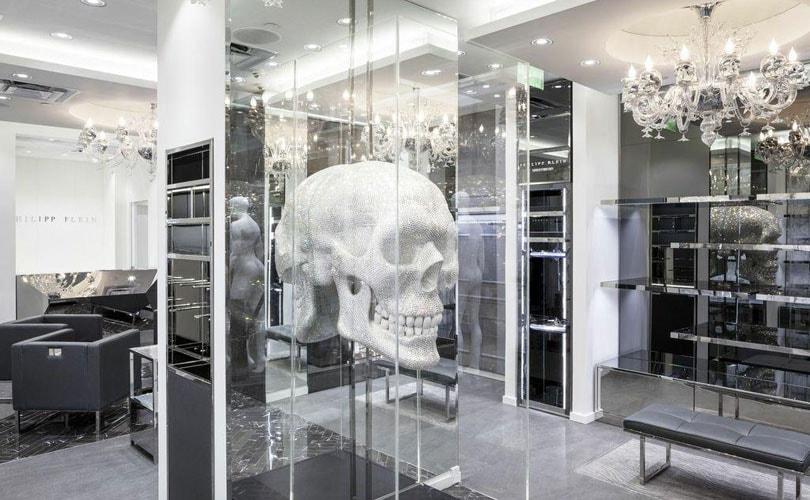Philipp Plein opent winkel in Rotterdam