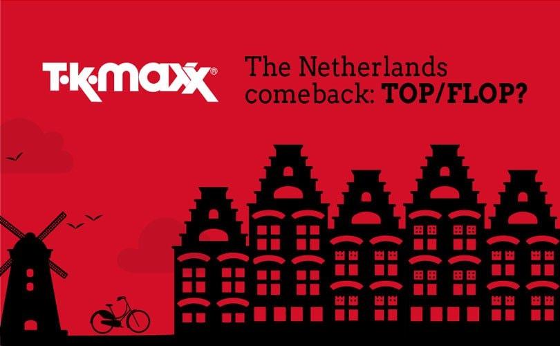 Zal de terugkeer van TK Maxx in de Benelux een succes worden?