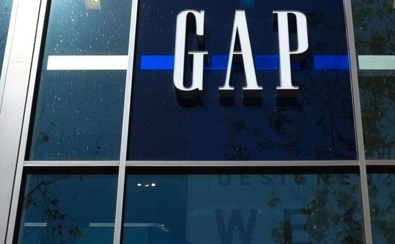 Opnieuw een omzetdaling voor Gap Inc. in Q3
