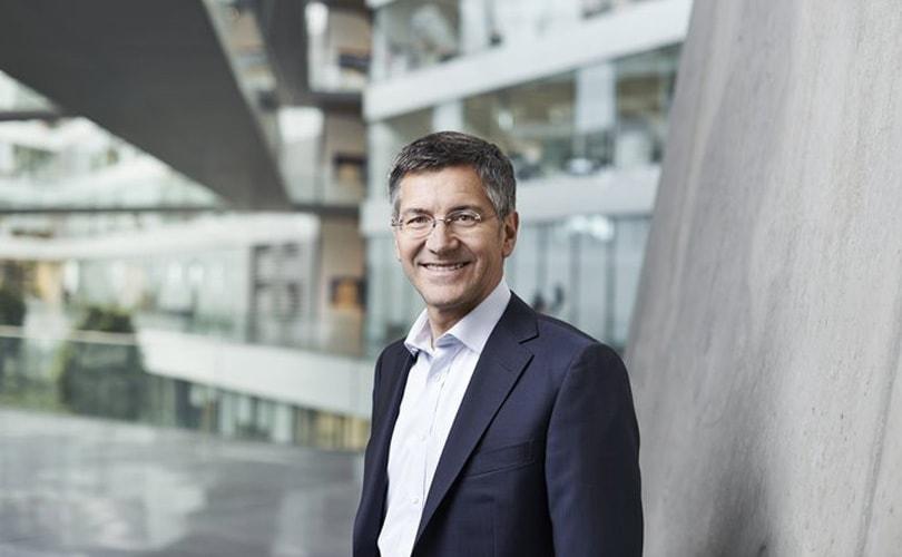 Adidas CEO Herbert Hainer blijft tot 2017