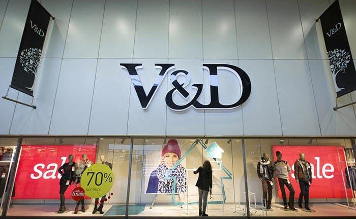 Kabinet wil V&D helpen bij doorstart