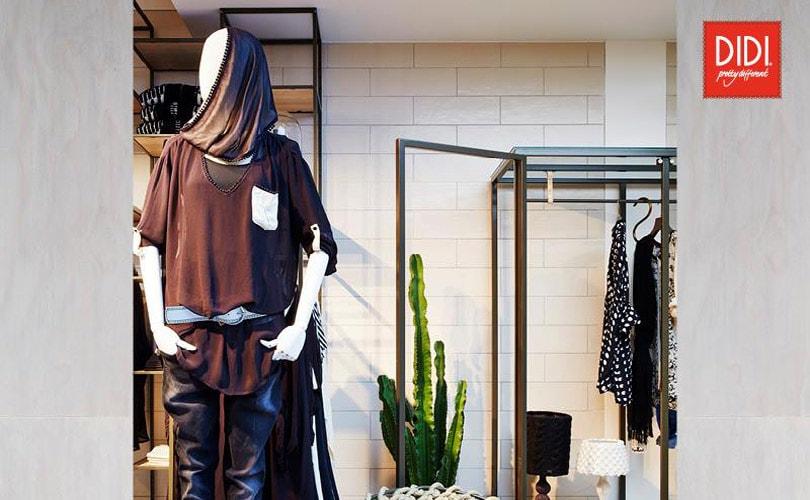 Didi opent winkel volgens nieuw concept