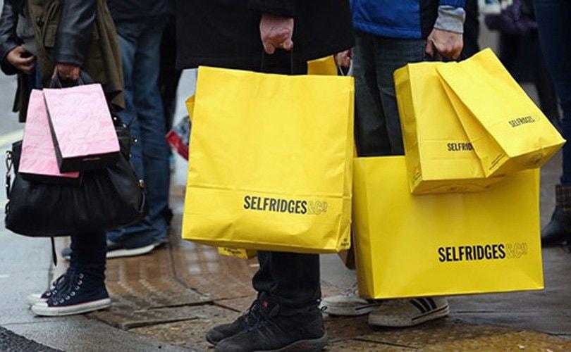 Selfridges boekt grootste winst in 100 jaar tijdens Boxing Day