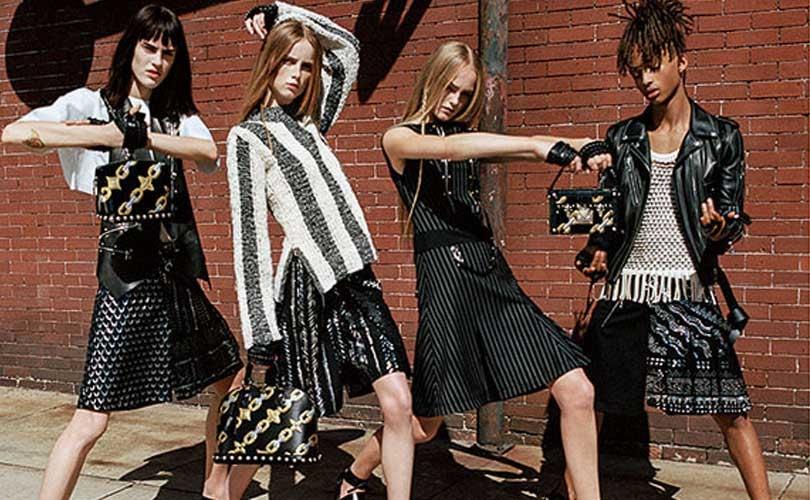 Jaden Smith nieuwe gezicht van Louis Vuitton