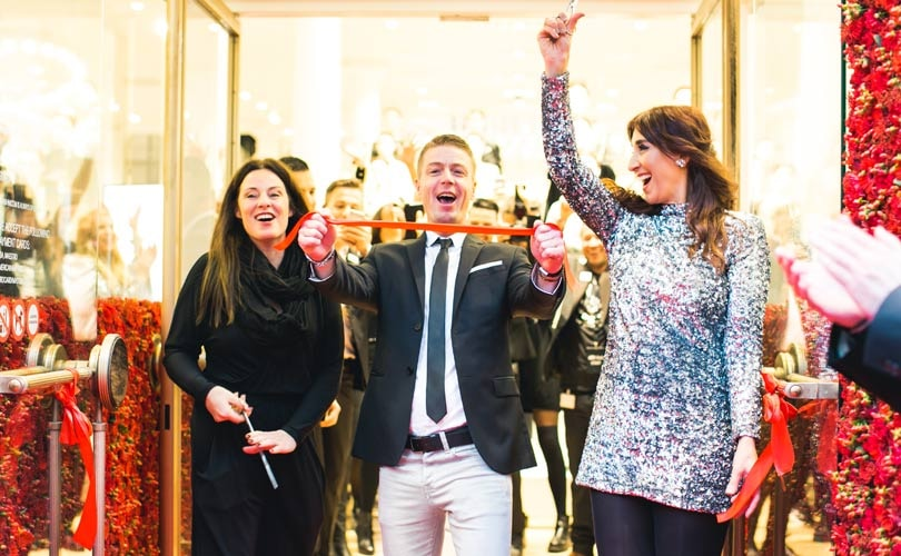 H&M opent tweede flagshipstore in Bonneterie-pand in Amsterdam