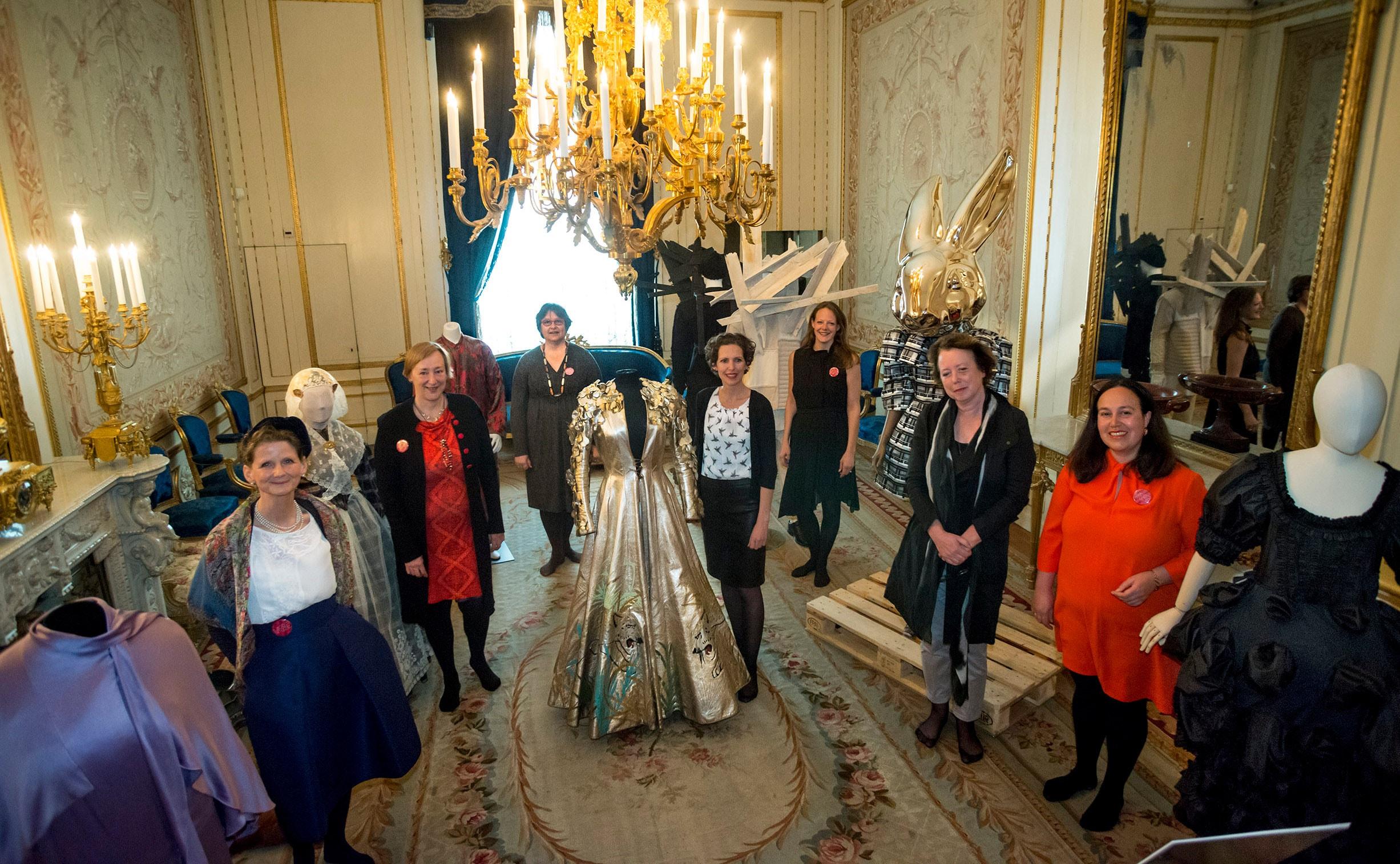 Samenwerking zeven musea: 'Modemuze is een groeidiamant'