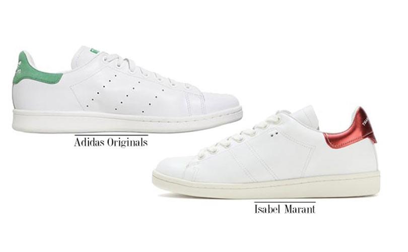 Adidas klaagt Marc Jacobs aan wegens het 'stelen van de streepjes'
