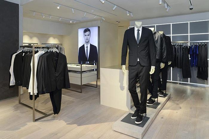 Calvin Klein open drie nieuwe winkels in Nederland