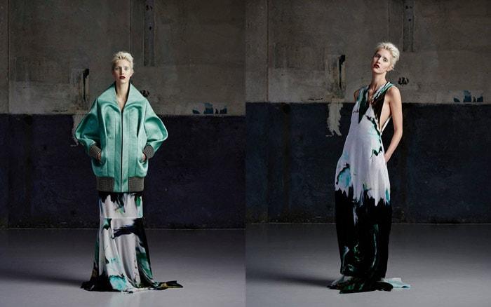 Ilja Visser opgenomen in Parijse couture kalender