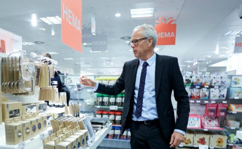 Ronald van Zetten vertrekt na twaalf jaar bij Hema