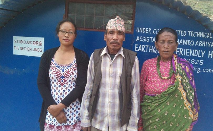 Studio Jux over Nepal: 'Nepalezen vinden hulp vragen moeilijk'