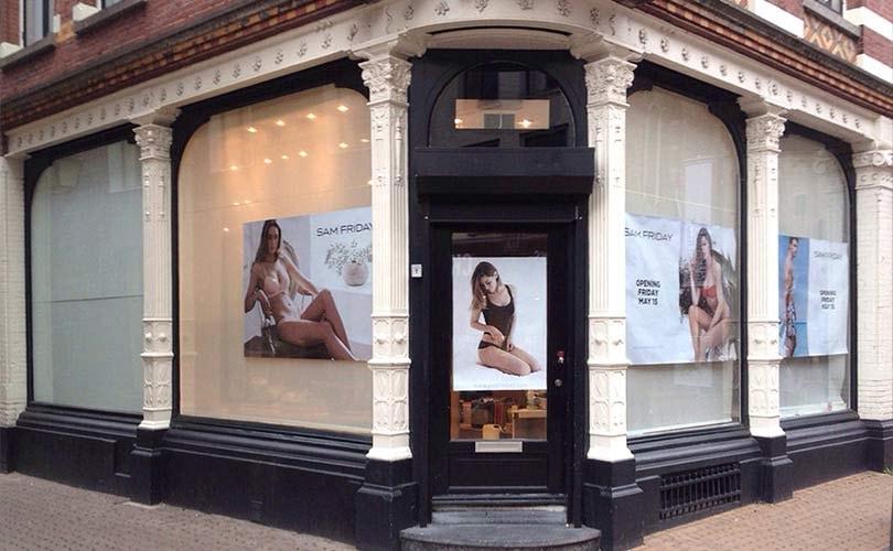 Sam Friday opent nieuwe brandstore in Utrecht