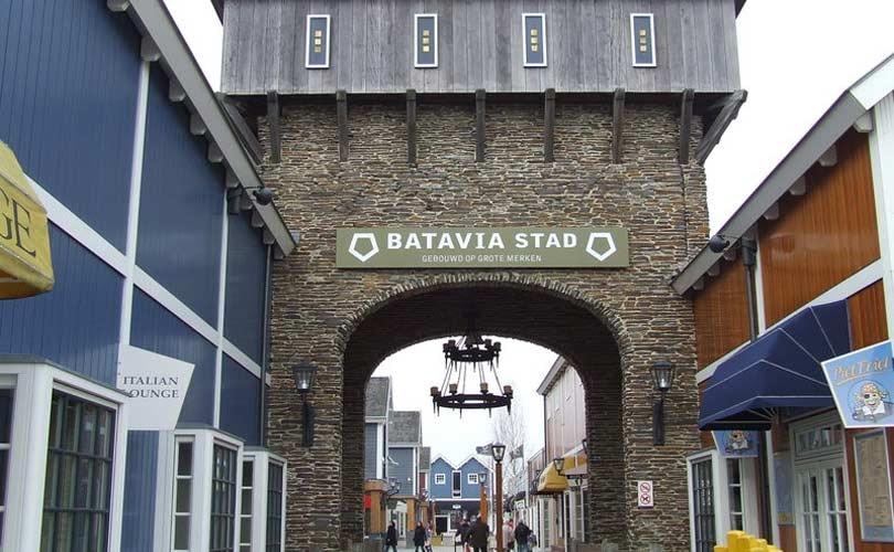 Batavia Stad gaat uitbreiden met 5500 vierkante meter