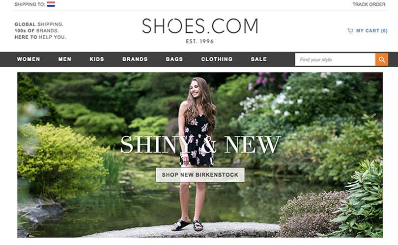 Nieuwe vicepresident retail voor Shoes.com