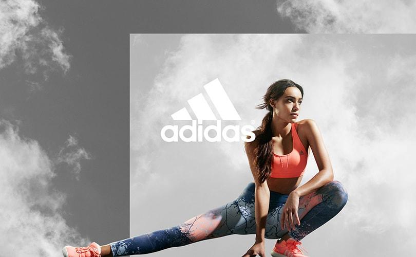 Recordomzet voor Adidas in Q1
