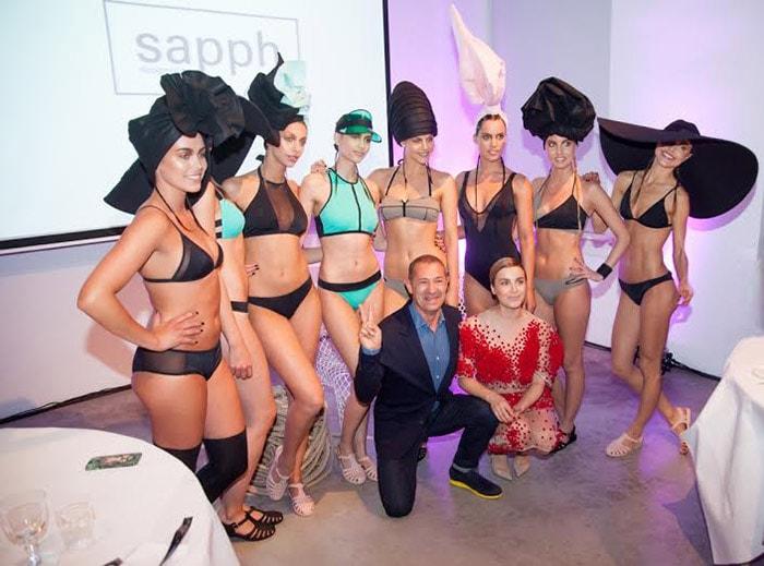 Sapph en Victoria Koblenko slaan de handen ineen